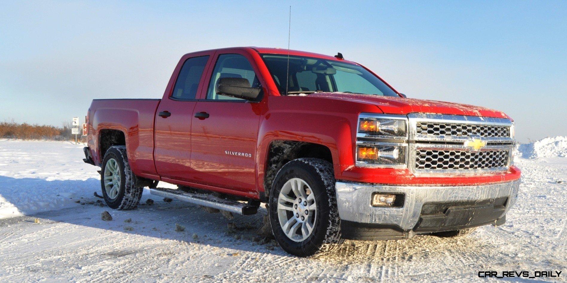2014 Silverado 1500 LT An All-Star Truck for All Seasons – 120+ High