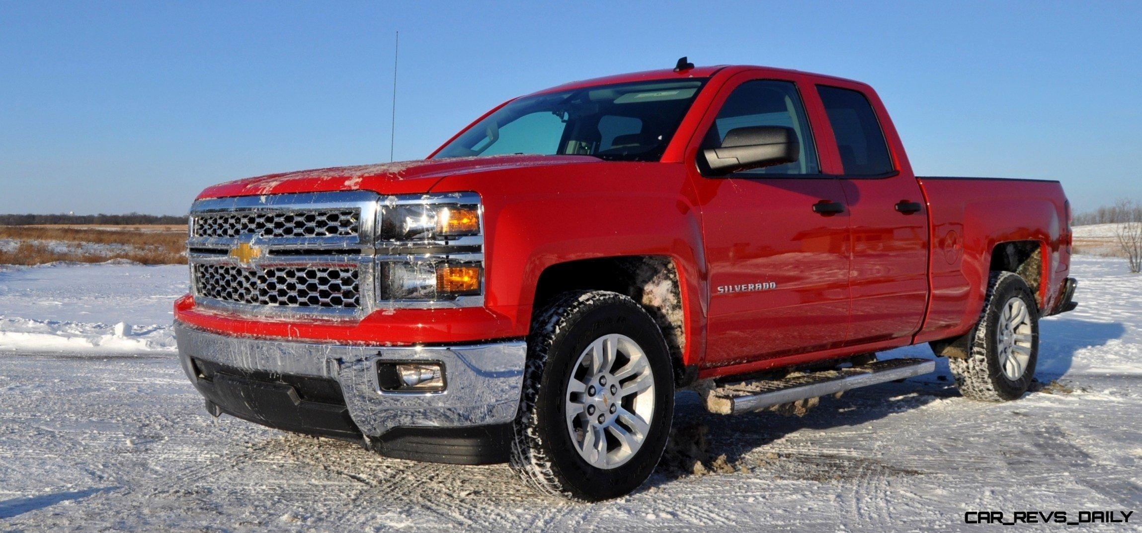 2014 Silverado 1500 LT An All-Star Truck for All Seasons ...