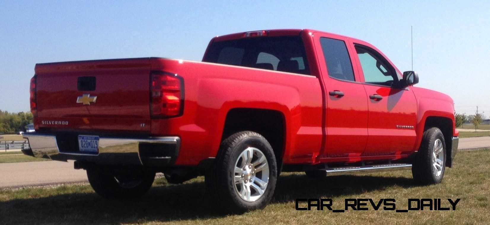 2014 Silverado 1500 LT An All-Star Truck for All Seasons - Mega Galleries64