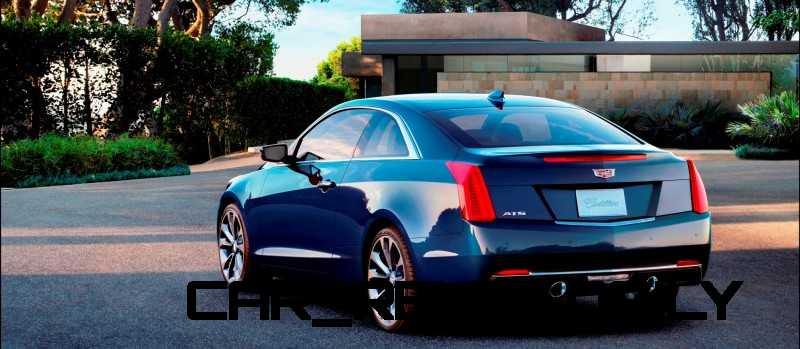 2015 Cadillac ATS Coupe Includes Overboost and 5.6s 0-60 Sprint.. As a 2.0T! 2015 Cadillac ATS Coupe Includes Overboost and 5.6s 0-60 Sprint.. As a 2.0T!