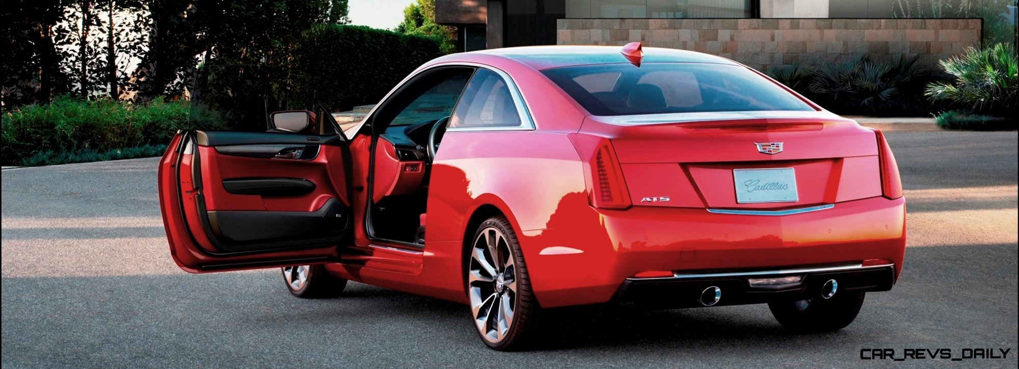 2015 Cadillac ATS Coupe Includes Overboost and 5.6s 0-60 Sprint.. As