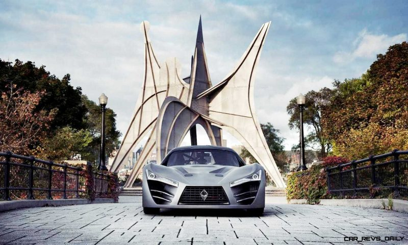 2015 FELINO cB7 Official Debut - High-Res Images 4