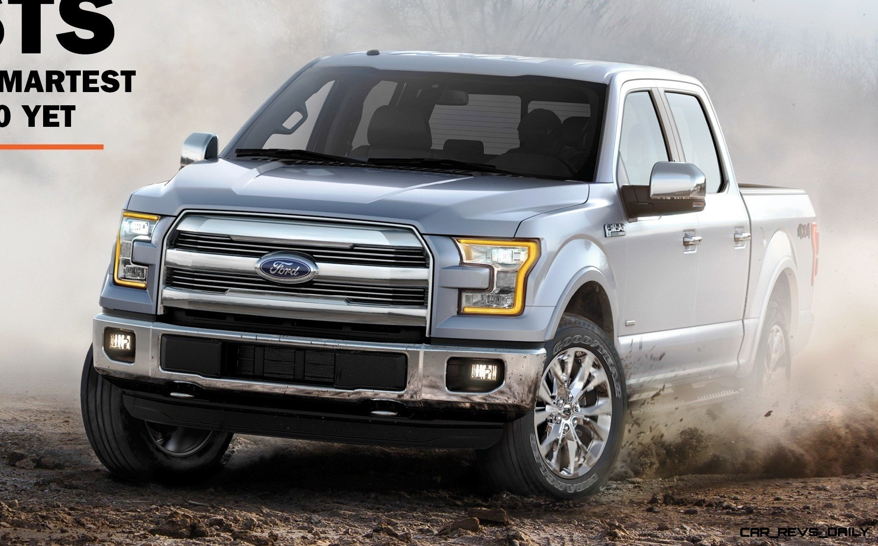 All-New F-150 Firsts