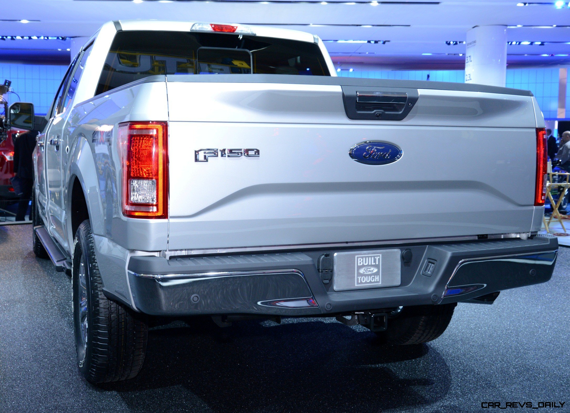 2015 FORD F-150 Almost Unbelieveably New - $14B Golden Goose 17