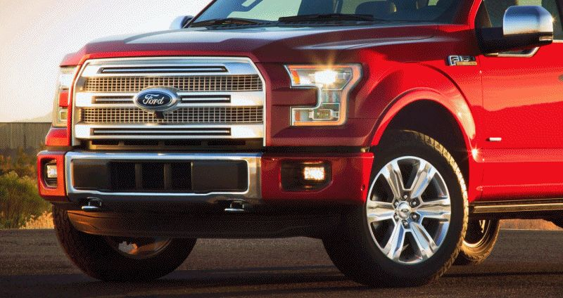 2015 FORD F-150 Almost Unbelieveably New GIF