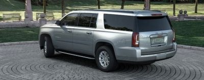 2015 GMC Yukon XL - Animated Turntables of 9 Color Choices 11