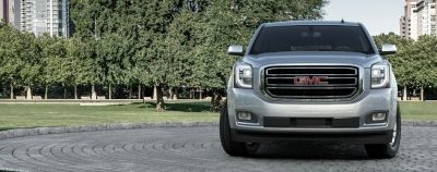 2015 GMC Yukon XL - Animated Turntables of 9 Color Choices 14