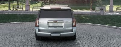 2015 GMC Yukon XL - Animated Turntables of 9 Color Choices 16