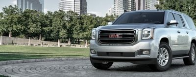 2015 GMC Yukon XL - Animated Turntables of 9 Color Choices 18