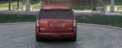 2015 GMC Yukon XL - Animated Turntables of 9 Color Choices 201