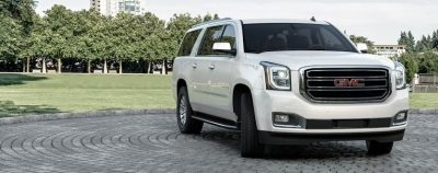2015 GMC Yukon XL - Animated Turntables of 9 Color Choices 228