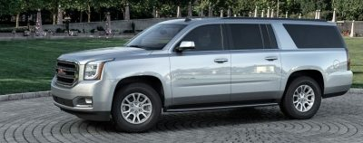 2015 GMC Yukon XL - Animated Turntables of 9 Color Choices 23