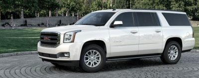2015 GMC Yukon XL - Animated Turntables of 9 Color Choices 232