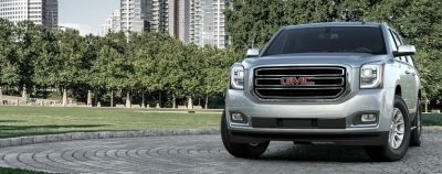 2015 GMC Yukon XL - Animated Turntables of 9 Color Choices 34