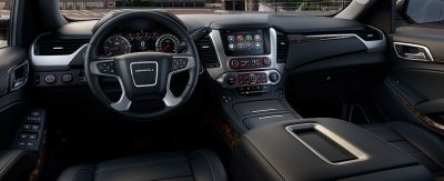 2015 GMC Yukon XL - Animated Turntables of 9 Color Choices 381