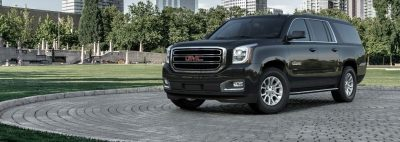 2015 GMC Yukon XL - Animated Turntables of 9 Color Choices 39