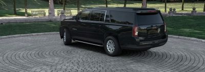 2015 GMC Yukon XL - Animated Turntables of 9 Color Choices 48