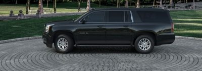 2015 GMC Yukon XL - Animated Turntables of 9 Color Choices 52