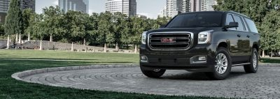2015 GMC Yukon XL - Animated Turntables of 9 Color Choices 55