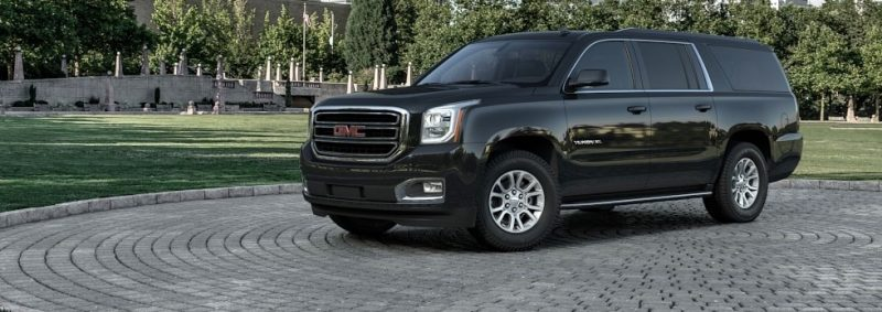 2015 GMC Yukon XL - Animated Turntables of 9 Color Choices 63