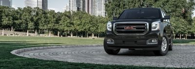 2015 GMC Yukon XL - Animated Turntables of 9 Color Choices 71