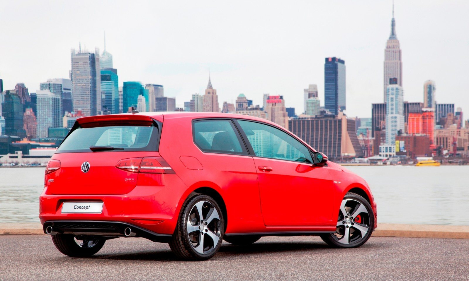 2015 vw golf tsi 3dr joins tdi and gti in brooklyn en. Black Bedroom Furniture Sets. Home Design Ideas