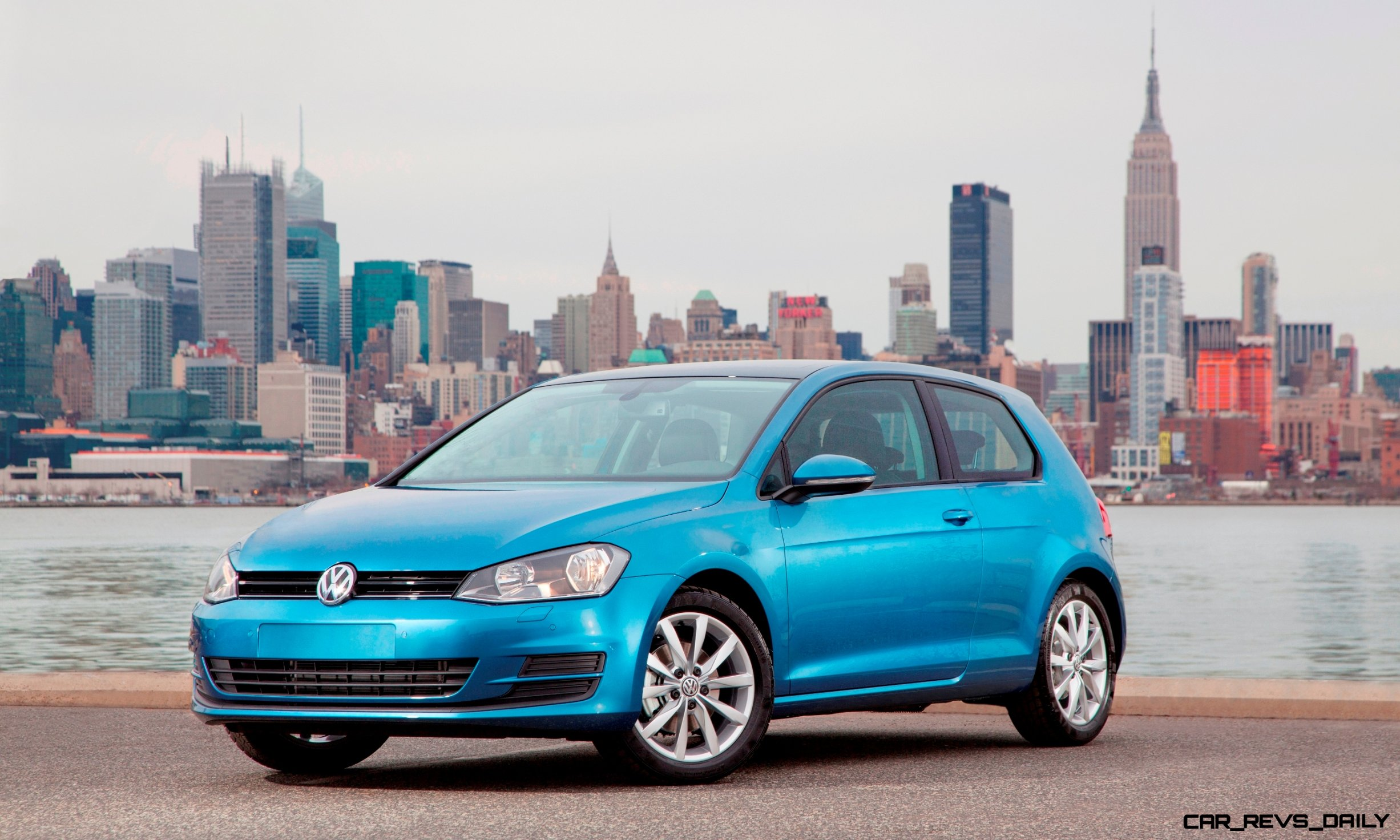 2015 vw golf tsi 3dr joins tdi and gti in brooklyn en route to detroit show 20 car revs. Black Bedroom Furniture Sets. Home Design Ideas