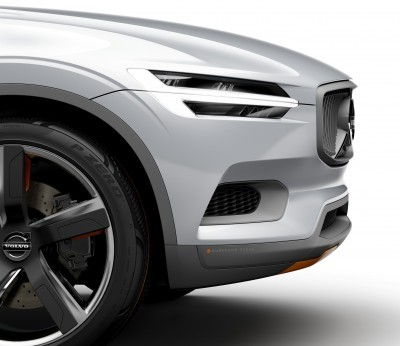 2015 Volvo XC90 Closely Previewed by New XC Coupe Concept for Detroit 16