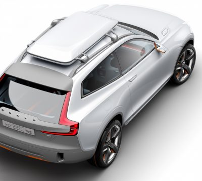 2015 Volvo XC90 Closely Previewed by New XC Coupe Concept for Detroit 18