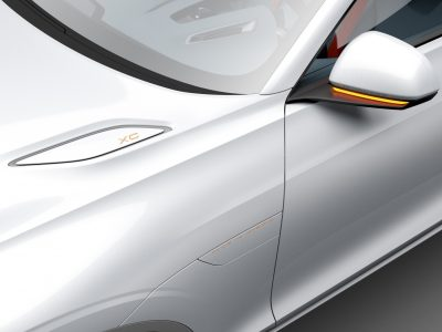 2015 Volvo XC90 Closely Previewed by New XC Coupe Concept for Detroit 21