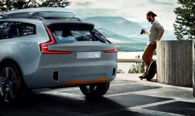 2015 Volvo XC90 Closely Previewed by New XC Coupe Concept for Detroit 25