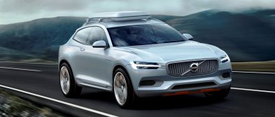 2015 Volvo XC90 Closely Previewed by New XC Coupe Concept for Detroit 26