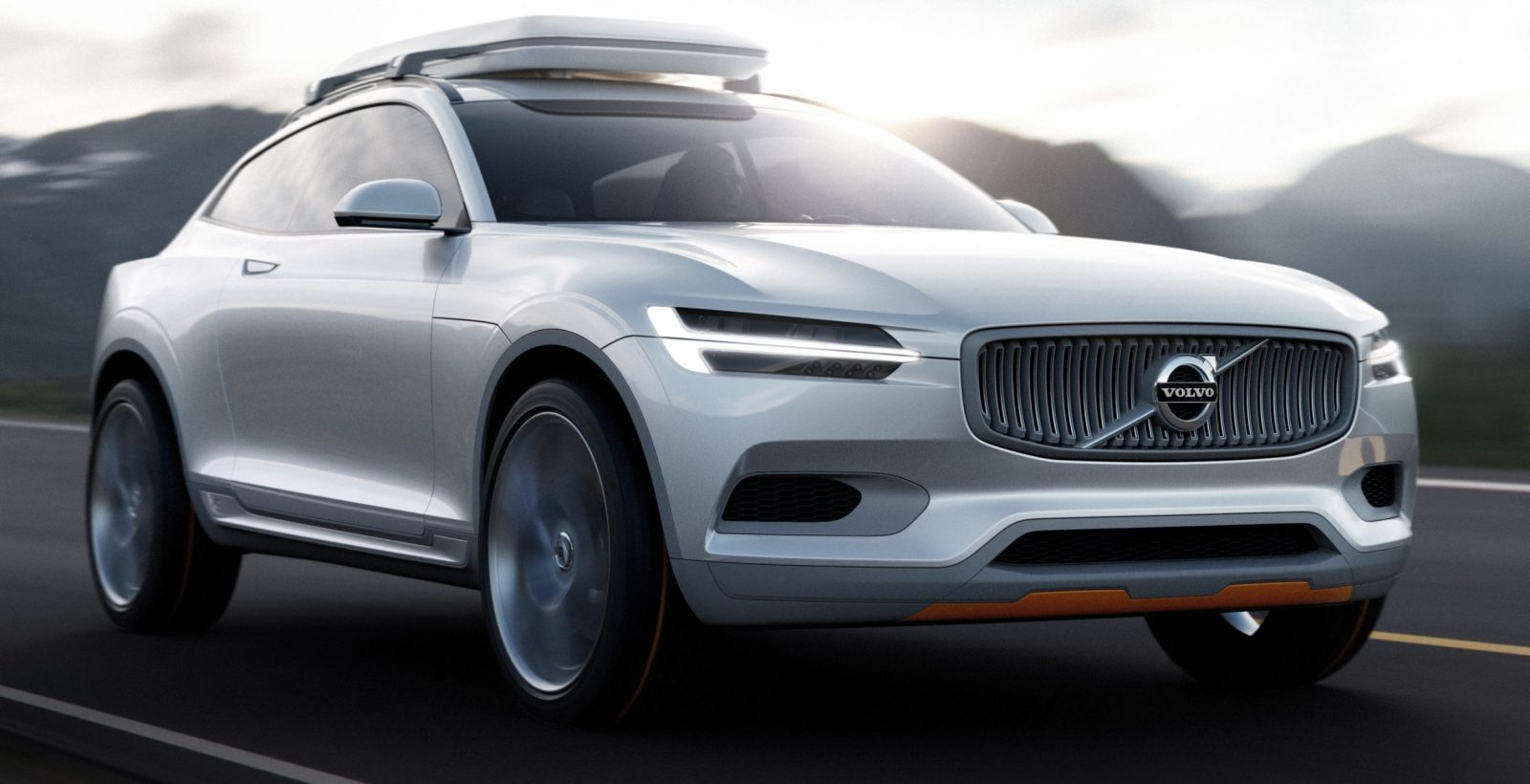 Volvo volvo coupe 2015 : 2015 Volvo XC90 Closely Previewed by New XC Coupe Concept for ...