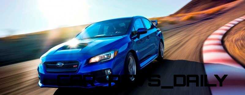 2015 WRX STI - More Playful with Rear Torque 28