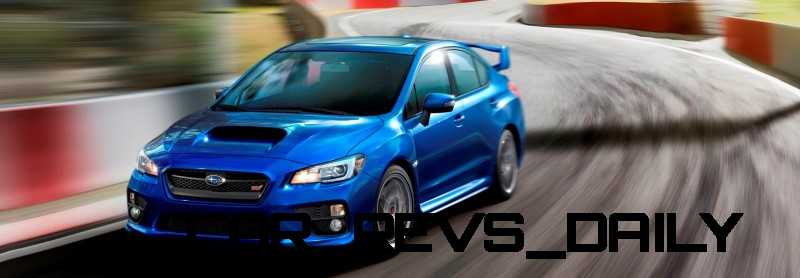 2015 WRX STI - More Playful with Rear Torque 29