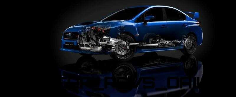 2015 WRX STI - More Playful with Rear Torque 32