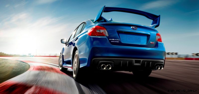 2015 WRX STI - More Playful with Rear Torque 33