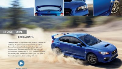 2015 WRX STI - More Playful with Rear Torque 4