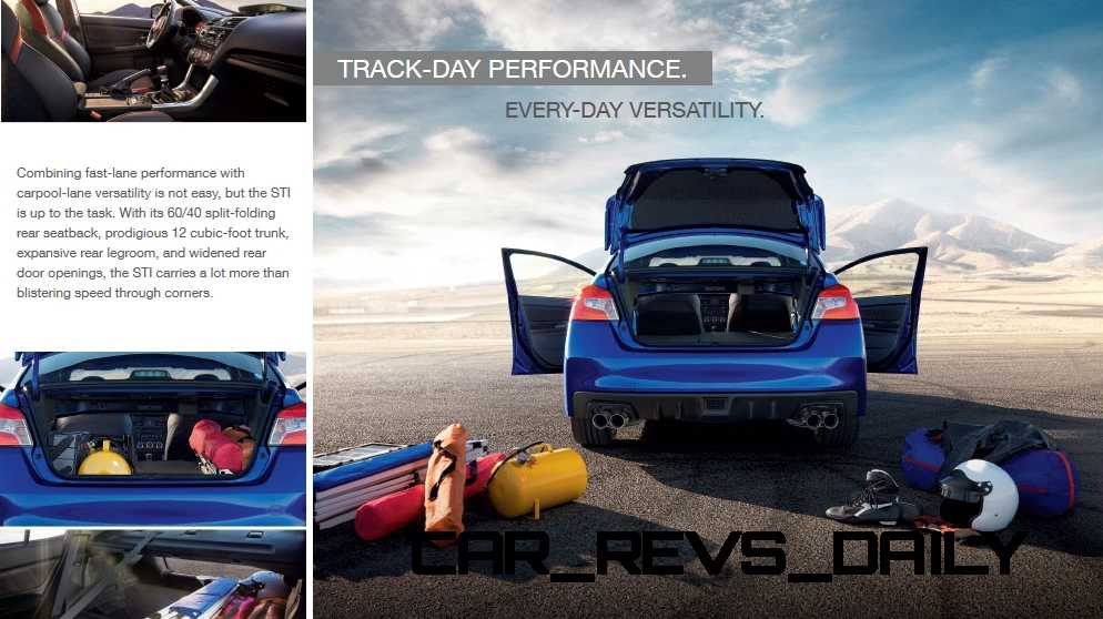 2015 WRX STI - More Playful with Rear Torque 6