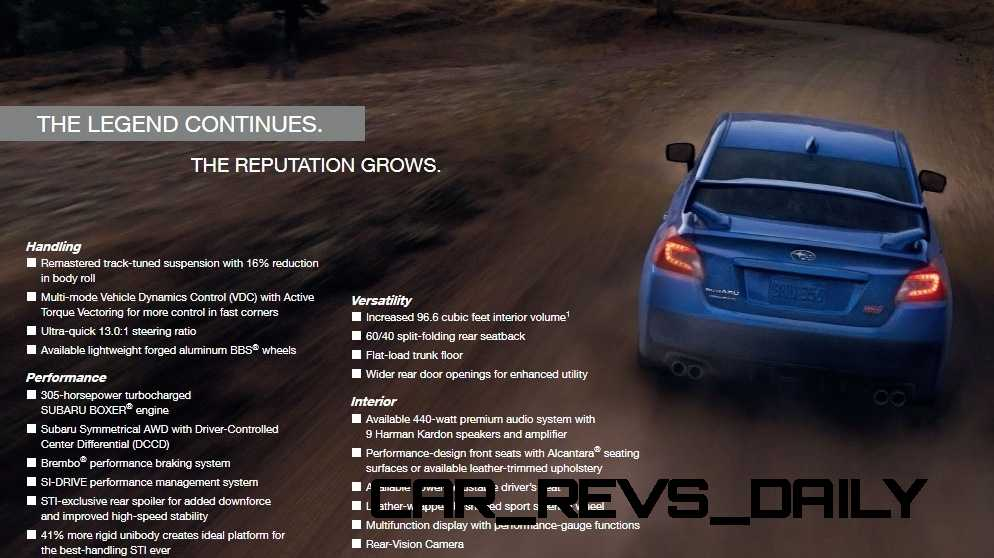 2015 WRX STI - More Playful with Rear Torque 7