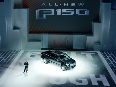 2015 Ford F-150 Reveal