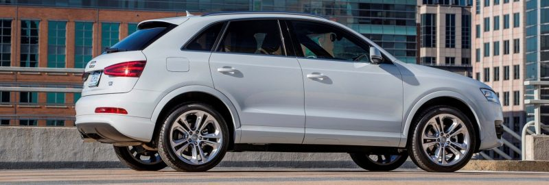 Audi Q3 Looking Classy + Packing Standard 200HP Turbo for U