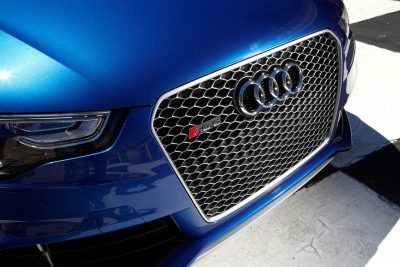 Audi RS5 Coupe Track Photos 1