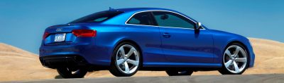 Audi RS5 Coupe Track Photos 2