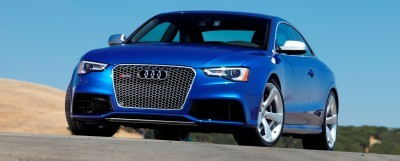 Audi RS5 Coupe Track Photos 4