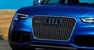 Audi RS5 Coupe Track Photos 6