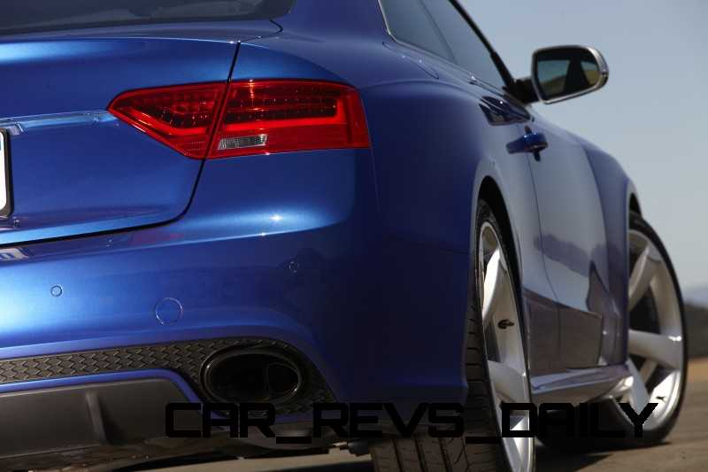 Audi RS5 Taming U.S. Racetracks with New Colors 12