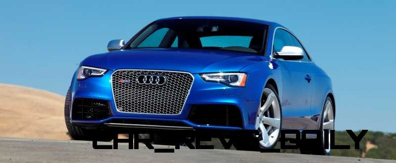 Audi RS5 Taming U.S. Racetracks with New Colors 7