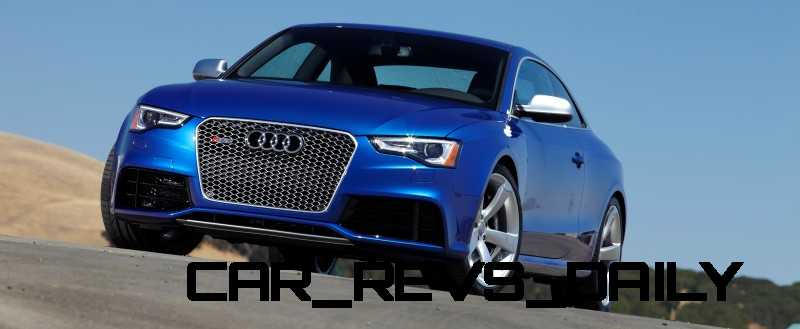 Audi RS5 Taming U.S. Racetracks with New Colors 8