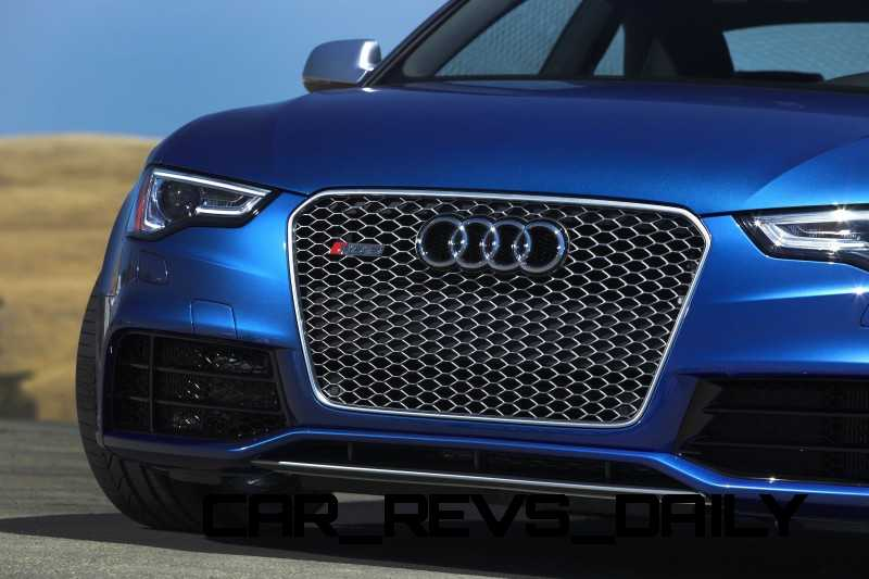 Audi RS5 Taming U.S. Racetracks with New Colors 9